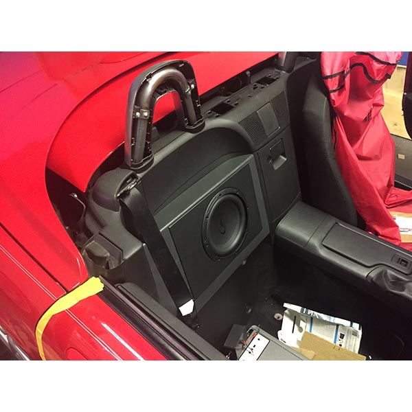 Mazda Mx 5 8 Quot Phantom Fit Subwoofer Enclosure