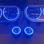 2008-14 Dodge Challenger Halo Headlights