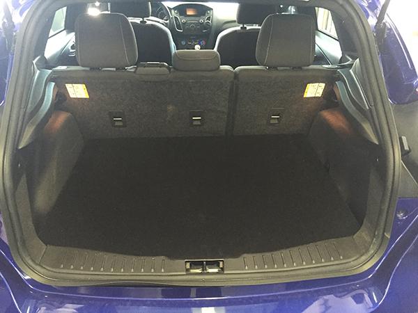 2012 2016 Ford Focus Subwoofer Box Phantom Fit Enclosure