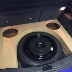 2012-2016 Ford Focus Subwoofer Box
