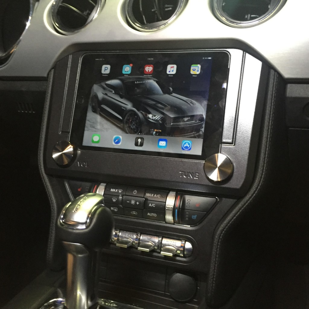 2015 19 Ford Mustang Ipad Mini Amp Nexus 7 Dash Kit