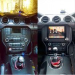 Ford Mustang iPad Mini & Nexus 7 Dash Kit