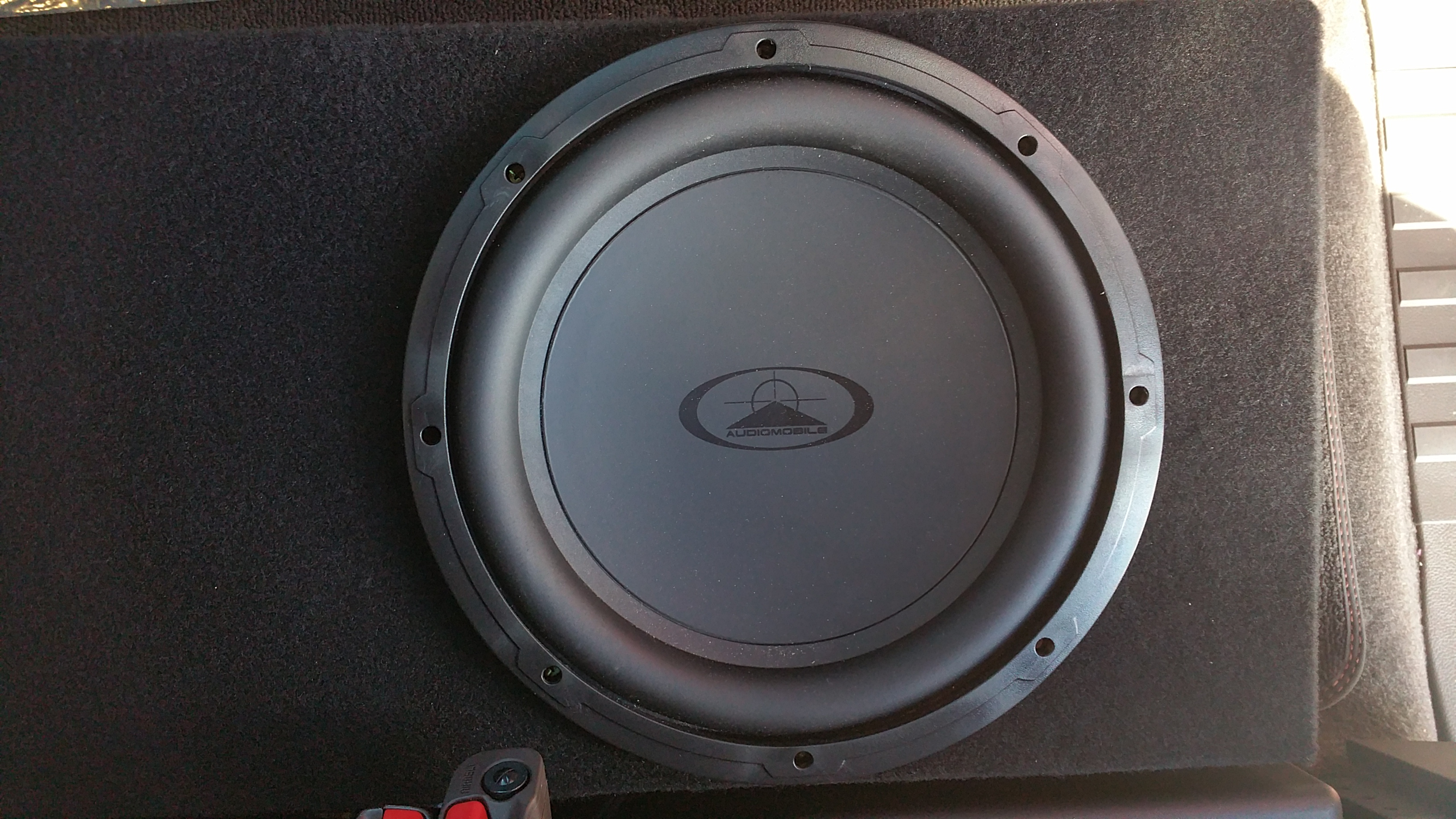 2015 17 Ford F150 Subwoofer Box Audiodesigns Cg Store