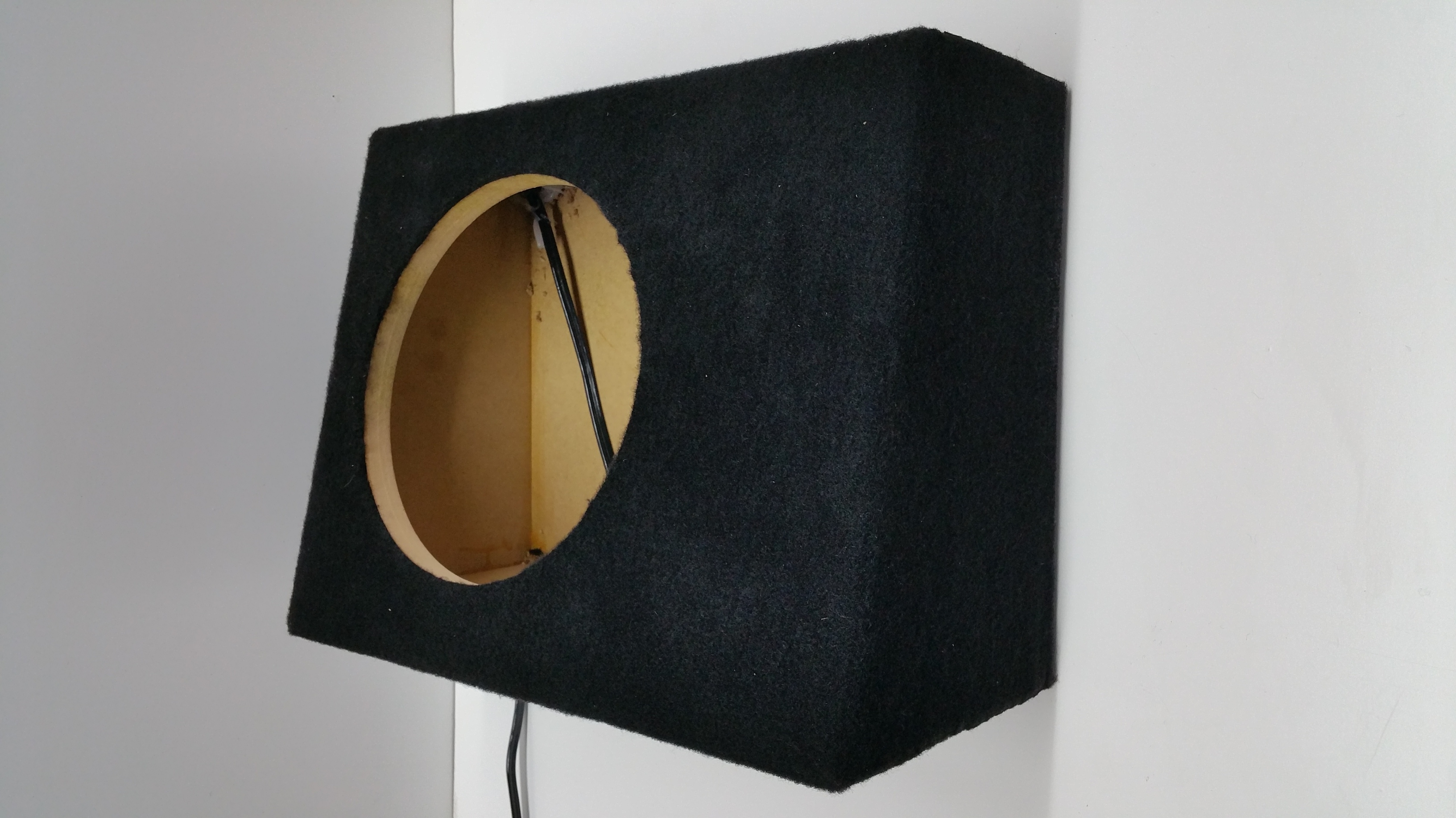 Ford F150 Subwoofer Box