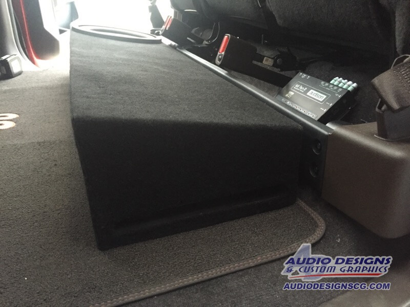 2015 f150 custom speaker box html