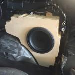 Jeep Grand Cherokee Subwoofer Box