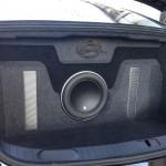Chevy Impala Subwoofer Box & Custom Trunk