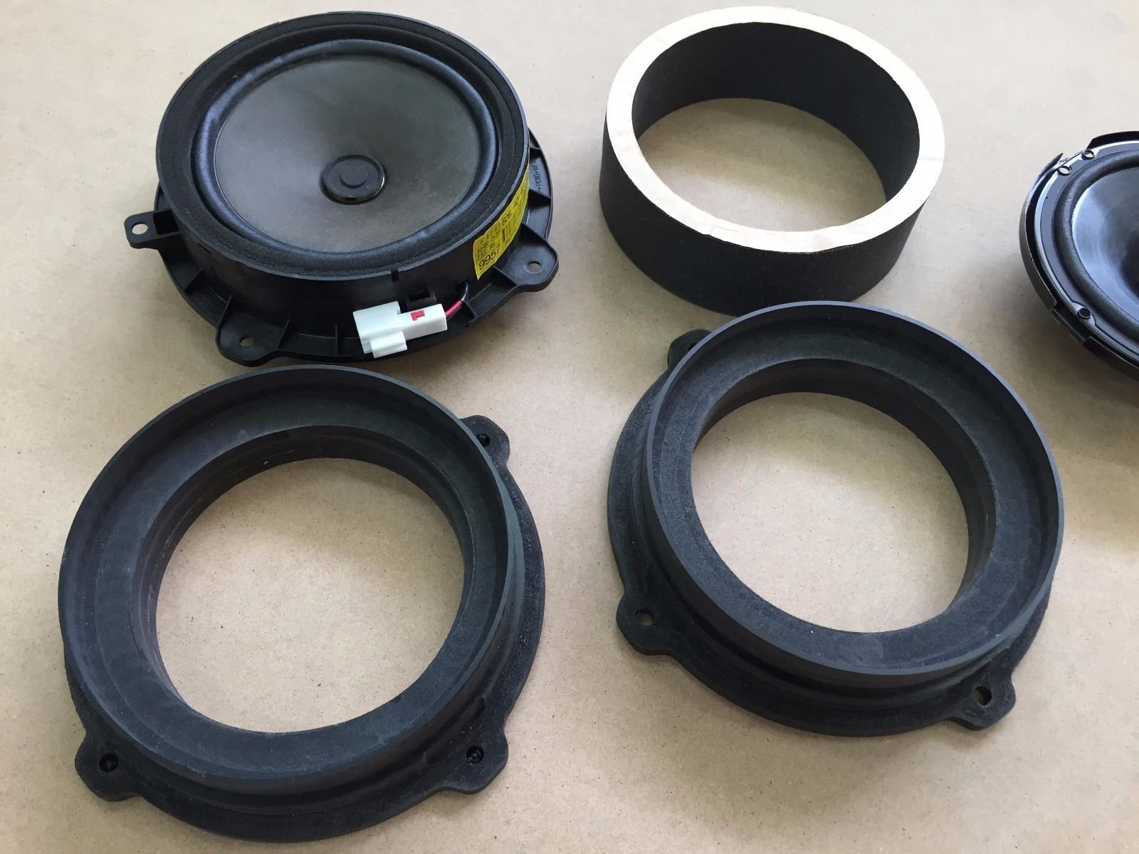 Hyundai Kia Speaker Adapters Aftermarket Speaker Install