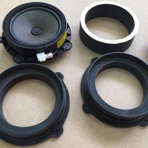 Hyundai Kia Speaker Adapters