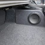 2015-2017 Mustang Subwoofer Box