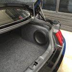 2015-2017 Mustang Subwoofer Box