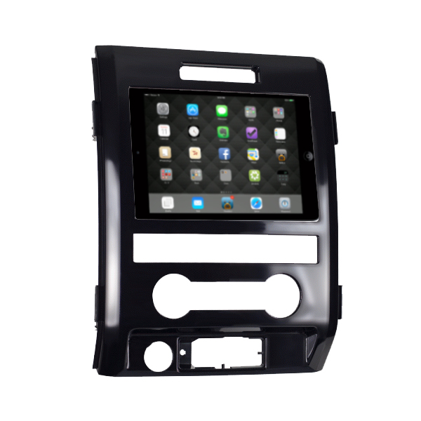 20092014 Ford F150 Ipad Mini Dash Kit Audiodesigns Cg Storerhstoreaudiodesignscg: 2007 Ford F 150 Radio Conversion At Gmaili.net
