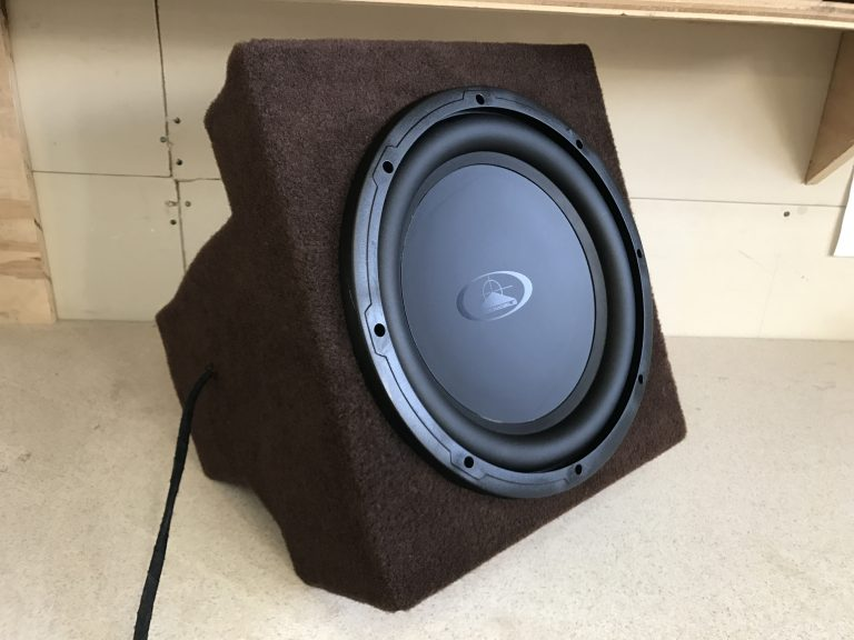 2010 2015 Porsche Panamera Subwoofer Box Audiodesigns Cg