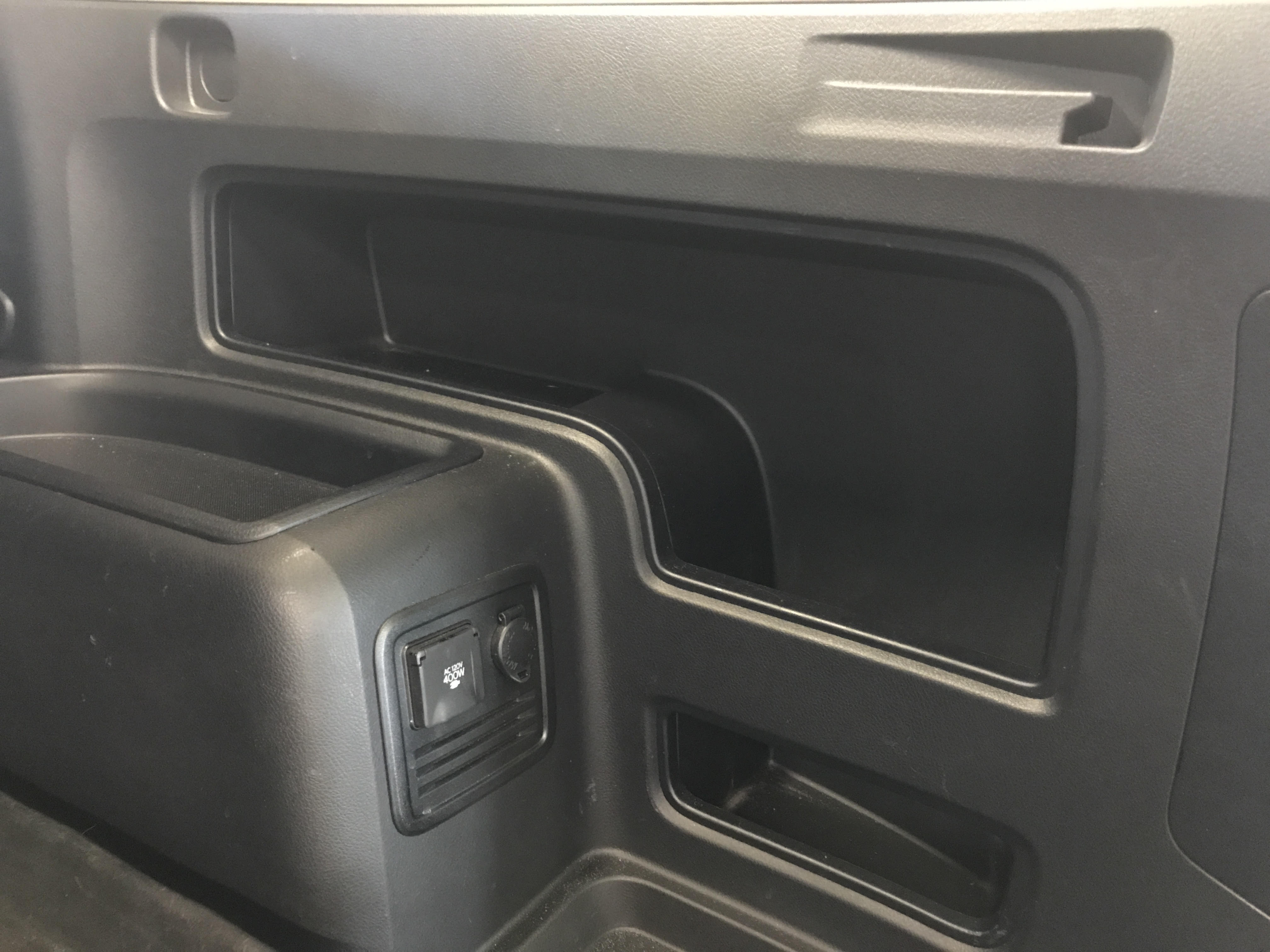 2017 Toyota 4runner >> 2010-2018 Toyota 4Runner Phantom Fit Sub Enclosure