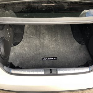 Lexus LS Custom Enclosure