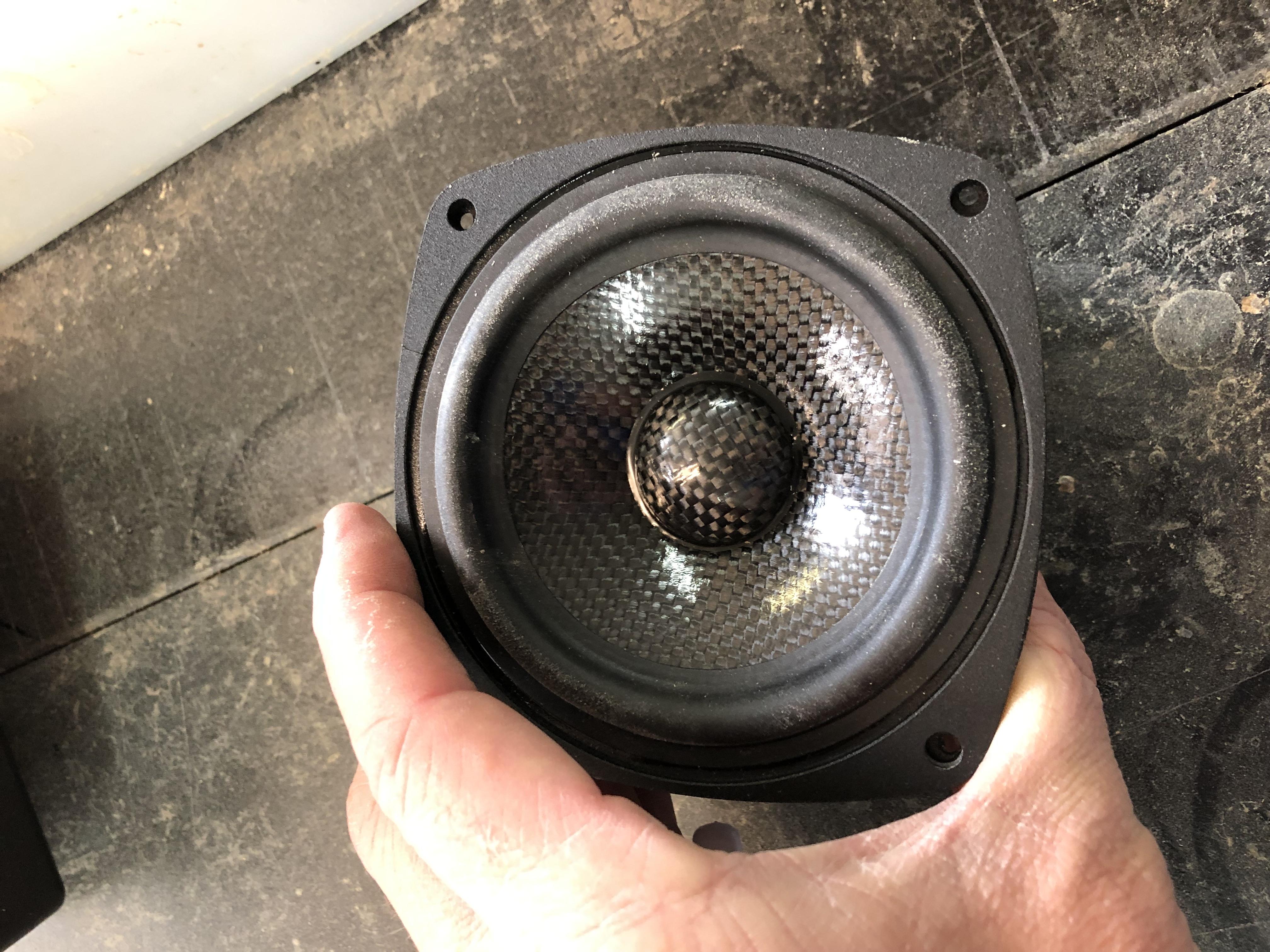 Jeep Wrangler JL Front Speakers
